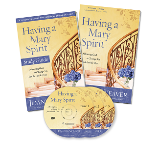 Having a Mary Spirit DVD Study by Joanna Weaver
