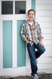 Josh blue door 2014 sm