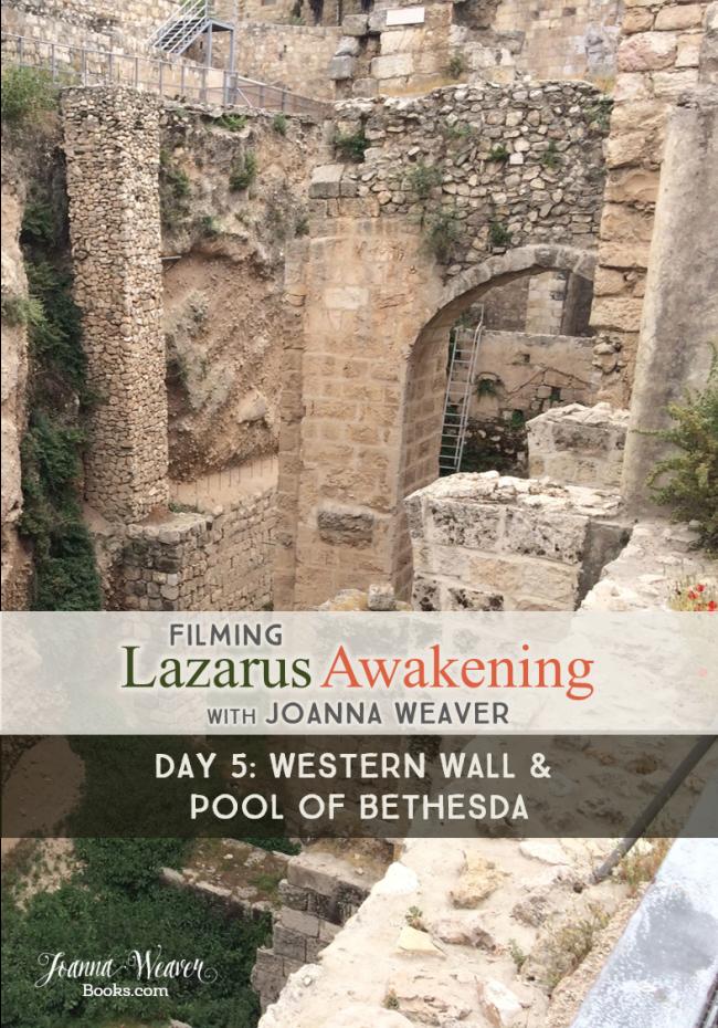 Lazarus Awakening BLOG - Western Wall