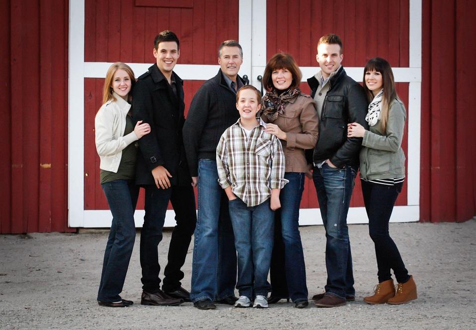 Weaver Family  med