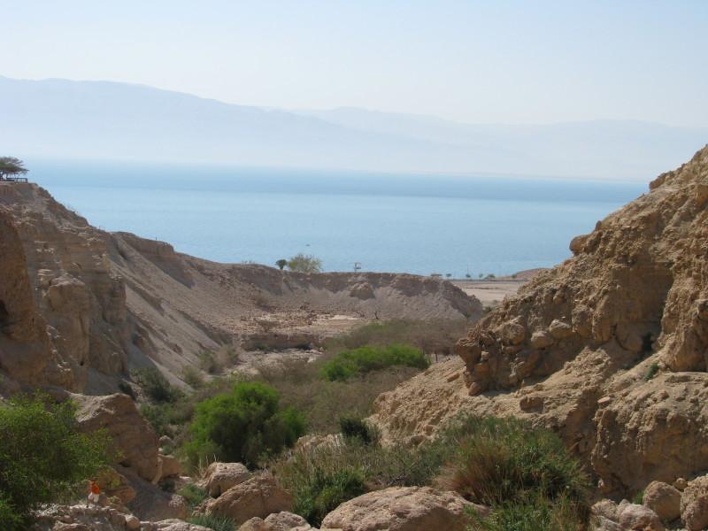 Israel - En Gedi