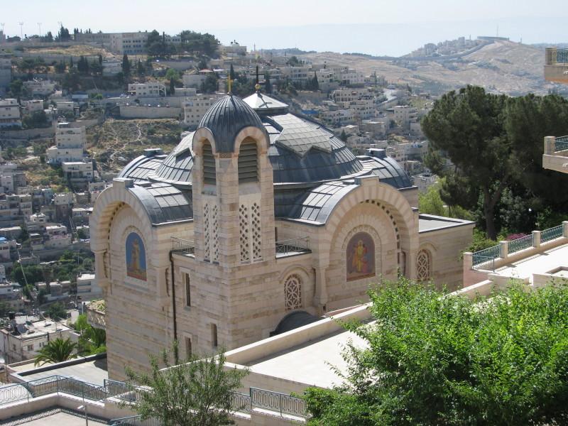 Israel - St. Peter Gallicantu