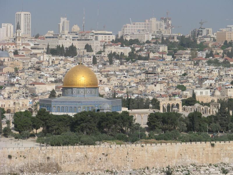 Israel - Temple Mount 2