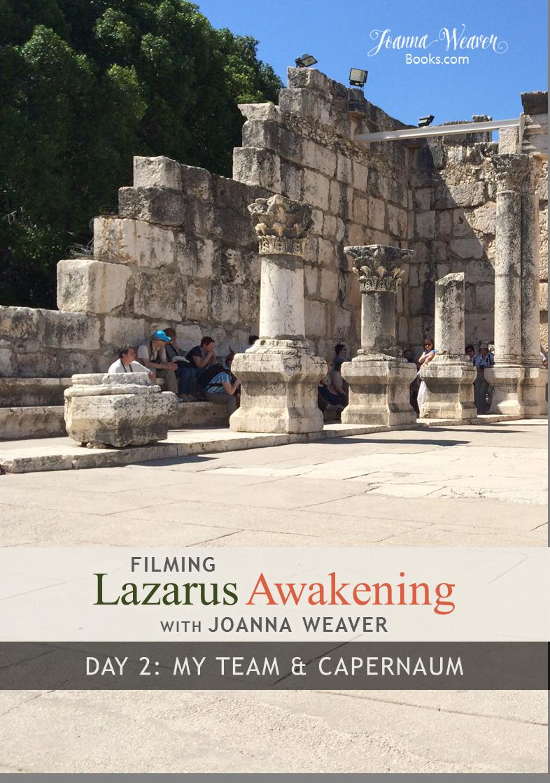 Lazarus Awakening BLOG Day 2
