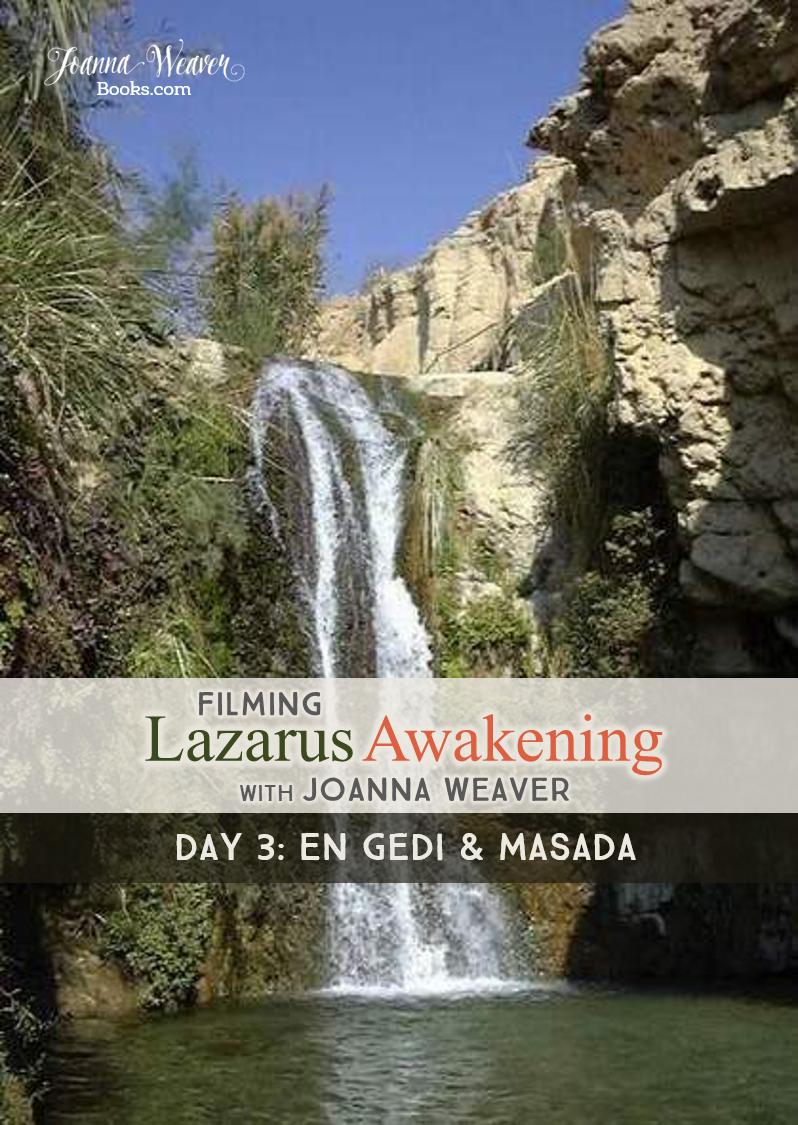 Lazarus Awakening BLOG Day 3