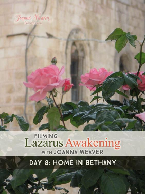 Filming Lazarus Awakening - Day Eight