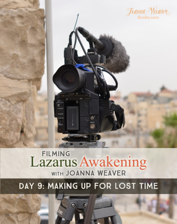 Lazarus Awakening BLOG - Lost Time