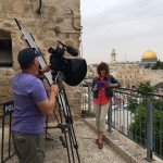 Israel - Overlooking Temple Mount