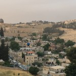 Israel - View from Caiaphas' House