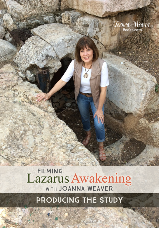 Lazarus Awakening BLOG - Producing Study