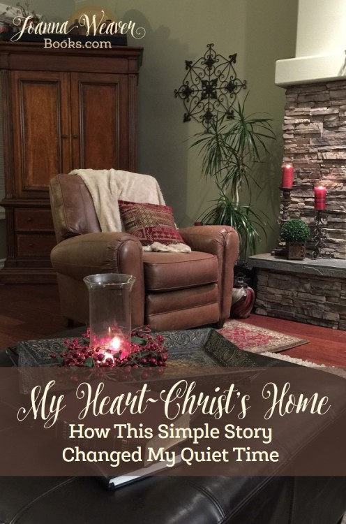 image regarding My Heart Christ's Home Printable titled My Middle - Christs Dwelling\