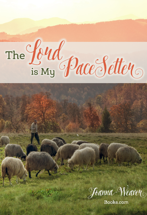 The Lord is My Pace Setter