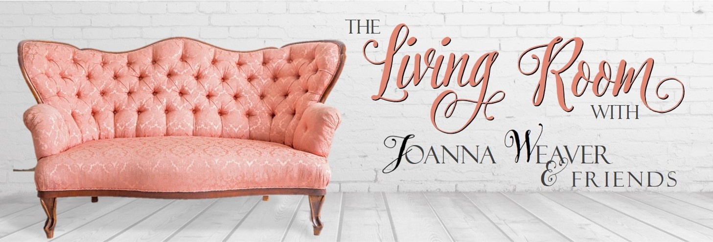 You are invited to join Joanna Weaver and other Mary-Hearted woman and ministry leaders at her private Facebook group. For more details on joining, go to www.JoannaWeaverBooks.com/living-room