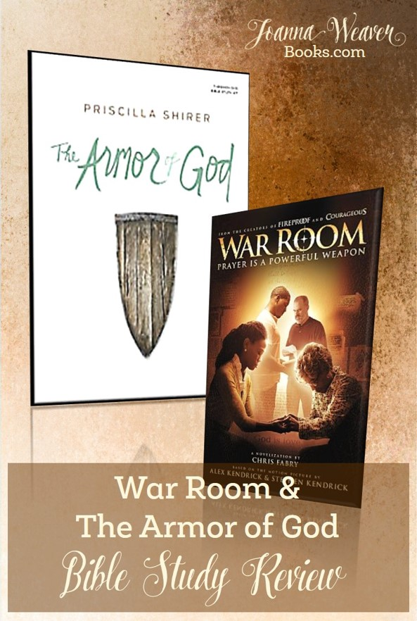 War Room Armor of God Bible Study Review