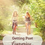 Getting Past Comparison | Holley Gerth