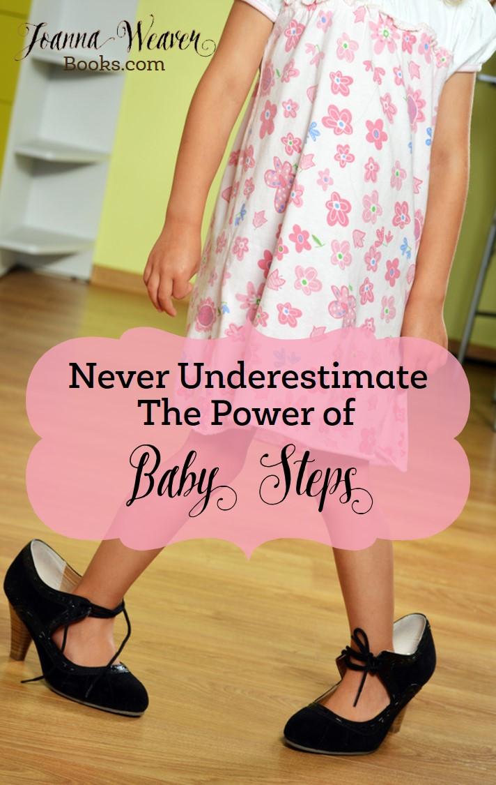 Power of Baby Steps BLOG