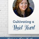 Having a Mary Heart Podcast #1 | Guest Tricia Goyer