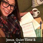 Jesus, Quiet Time & Instagram | Guest Crystal Hornback