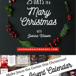 25 Days to a Mary Christmas