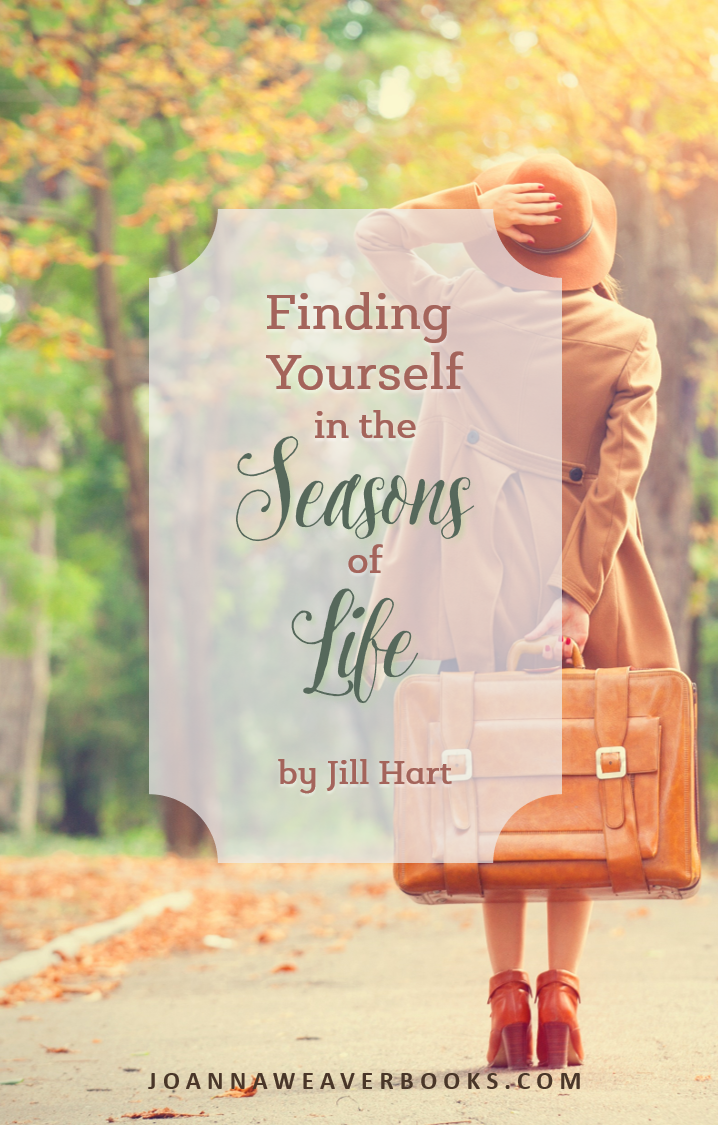 Finding Yourself In The Seasons Of Life Guest Jill Hart