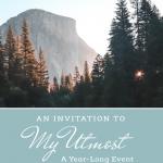 My Utmost 2018 | Invitation