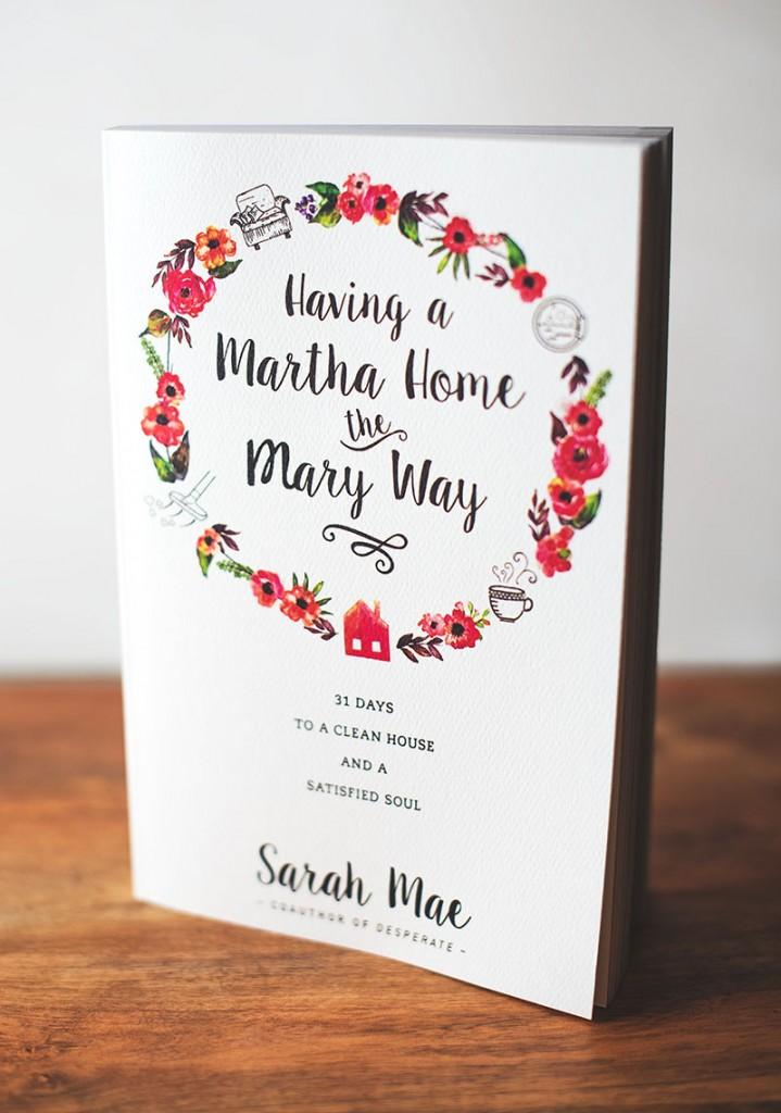 Check out Joanna Weaver's interview with Sarah Mae about her wonderful book, Having a Martha Home the Mary Way at www.JoannaWeaverBooks.com