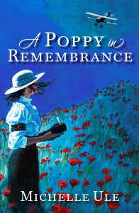 """""""A Poppy in Remembrance"""" by Michelle Ule"""