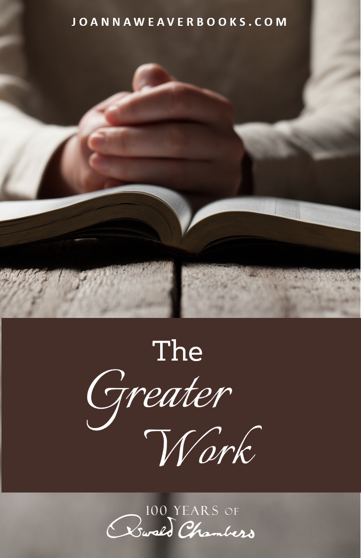 Our idea of what matters if often different than God's...My guest, Michelle Ule, shares about that in today's blog. www.JoannaWeaverBooks.com
