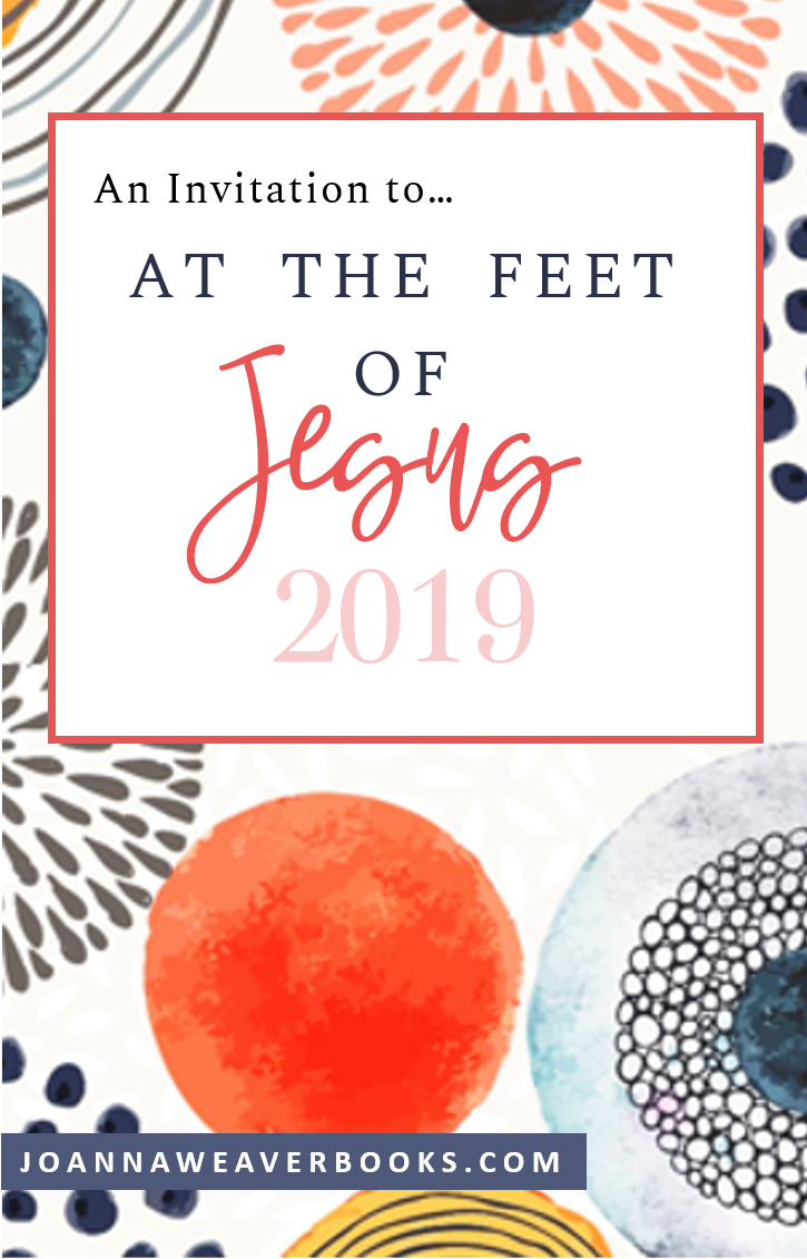 You're invited to join Joanna Weaver on an adventure through the Bible in a whole new way....Learn more at bit.ly/ATFJ2019