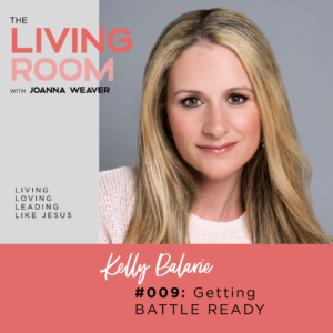 009: The Living Room Podcast - Guest Kelly Balarie