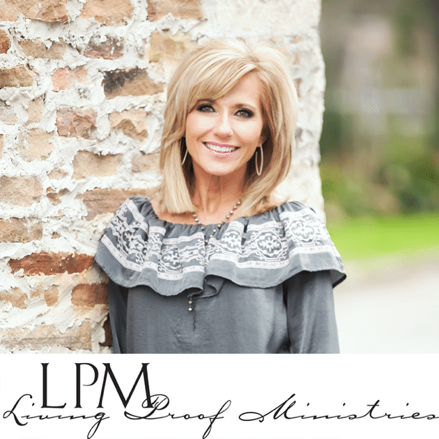 Living Proof Podcast with Beth Moore